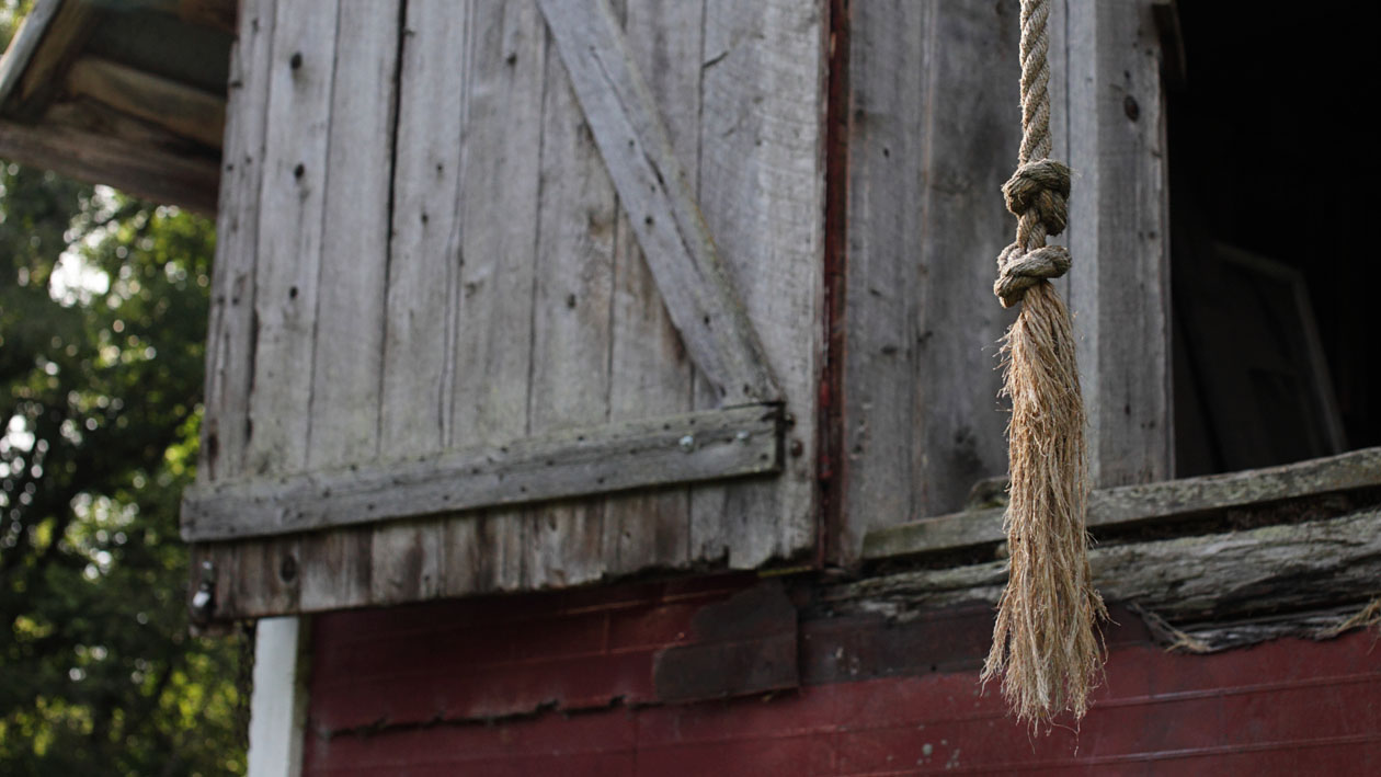 Jeremy Houchens, Photography, Barn Rope