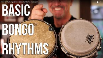 How to Play the Bongos