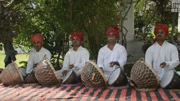 Indian Drummers